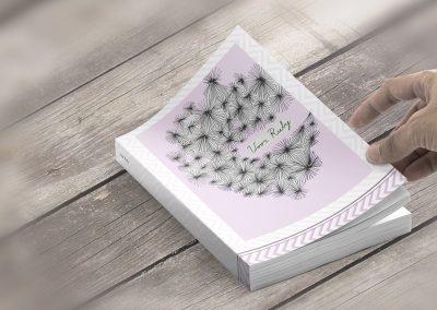 Gedachtenisboek voor een student