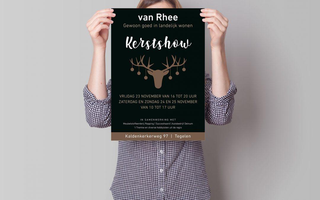 Poster ontwerp en drukwerk