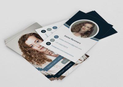 Sietse Remmers zakenkaartje
